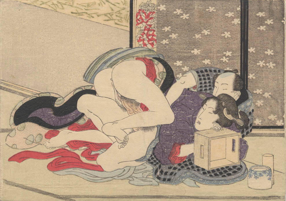 EISEN  (1790-1848). Two lovers