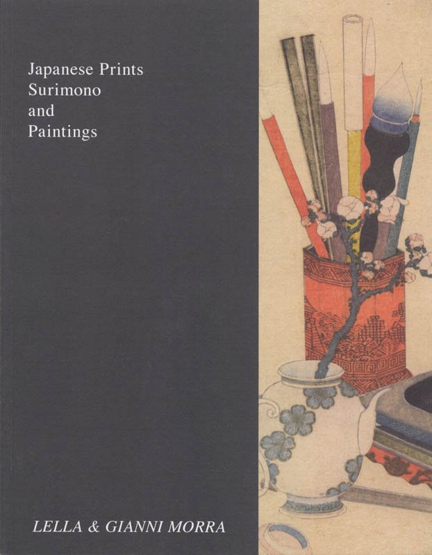 Catalogo  11. Japanese Prints Surimono and Paintings