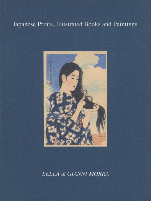 Catalogue 9. Japanese Prints, Illustrated Books and Paintings